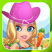 Star Girl: Farm иконка