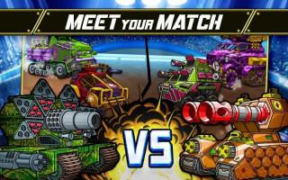 Боевые супертактики (Super Battle Tactics)