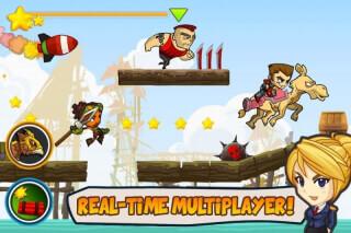 Боевые супергонщики (Super Battle Racers)