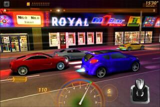 ��������� (Car Race)