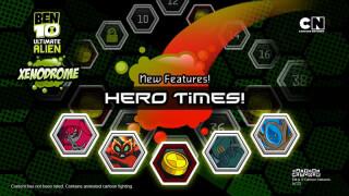 Бен 10 Инопланетная сверхсила: Ксенодром (Ben 10 Ultimate Alien: Xenodrome)