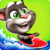 Talking Tom Jetski иконка