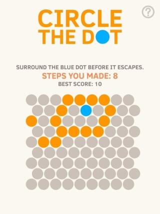 Точка-кружок (Circle The Dot)