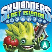 Скайлендеры: Потерянные острова (Skylanders: Lost Islands)