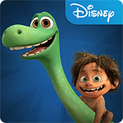 Good Dinosaur: Dino Crossing иконка