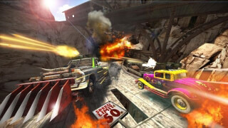 ����������� ���: �������� ����� (Death Tour: Racing Action Game)