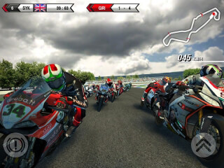 Супербайк 15 (SBK15: Official Mobile Game)