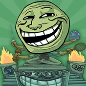Troll Face Quest: Sports Puzzle иконка