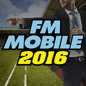 Football Manager Mobile 2016 иконка