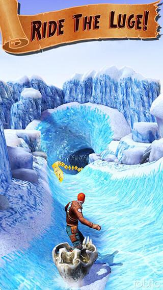 Побег из храма 2: Заледеневшие тени (Temple Run 2: Frozen Shadows)