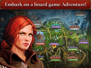 �������: ��������������� ���� (The Witcher: Adventure Game)