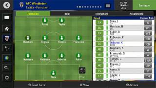 Футбольный менеджер 2016 (Football Manager Mobile 2016)