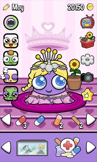 Мой 3: Виртуальный питомец (Moy 3: Virtual Pet Game)