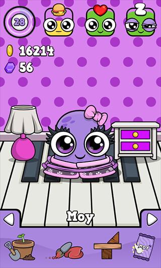 Мой 4: Виртуальный питомец (Moy 4: Virtual Pet Game)